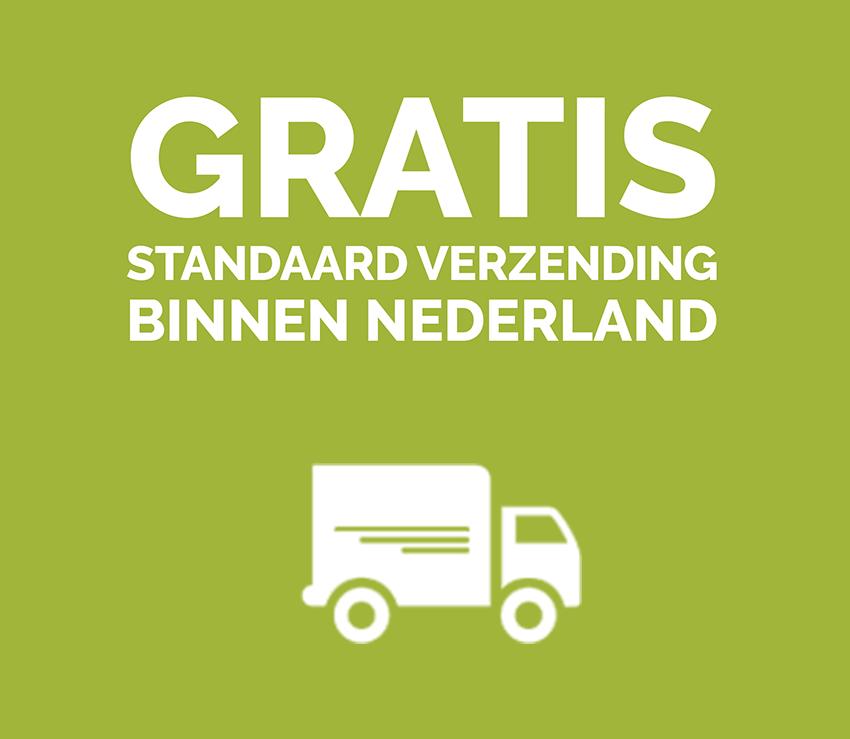 gratis verzending kratom binnen Nederland